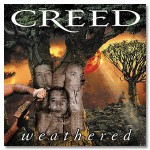 Weathered CD