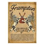 Peter Frampton N. American Tour 2014 Poster