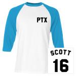 Scott Baseball Jersey Tee