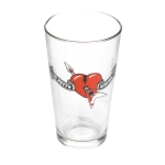 Tom Petty and The Heartbreakers Pint Glass