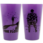 Pink Floyd - Purple Delicate Sound Of Thunder Pint Glass
