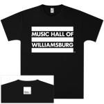 Music Hall of Williamsburg T-shirt