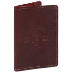 GOTR Leather Passport Holder