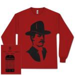 GOTR Logo Unisex Long Sleeve T-shirt – Red