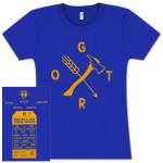 Acro Ladies T-shirt – Royal Blue