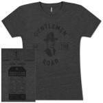 Gentlemen of the Road Stamp Ladies T-Shirt