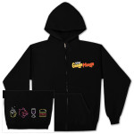 The Great GoogaMooga Festival Food Hoodie