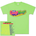 The Great Googa Mooga Festival 2013 Main Event T-Shirt