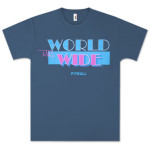 PITBULL Mr. World Wide Tee