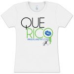 Que Rico Ladies shirt