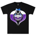 Philip Lumbang - Black Cobra Bear T-Shirt