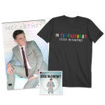 Jesse McCartney - Poster + Tee Bundle