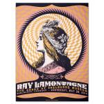 Ray LaMontagne 2014 Shelburne, VT Event Poster