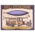 Ray LaMontagne 2014 Alpharetta, GA Event Poster