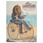 Ray LaMontagne 2014 Knoxville, TN Event Poster