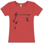 Ray LaMontagne - Ladies Hummingbird T-Shirt