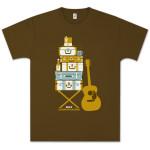 Ray LaMontagne Suitcase Unisex T-shirt