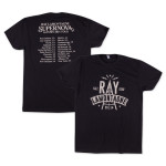 Ray LaMontagne Supernova Fall 2014 Tour T-shirt