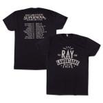 Ray LaMontagne Supernova Fall 2014 Tour T-shirt