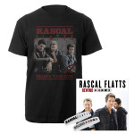 Rascal Flatts Rewind Men's Bundle