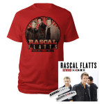 Rascal Flatts Rewind Women's Bundle