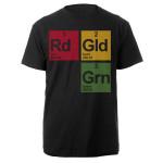RDGLDGRN Block Logo Tee