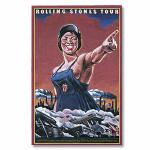 Rolling Stones - '78 U.S. Tour Sticker