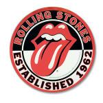 Rolling Stones - Established 1962 Sticker