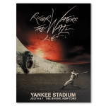 Roger Waters The Wall Live Yankee Stadium Tour Poster