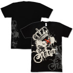Seether Crowned Skull T-Shirt