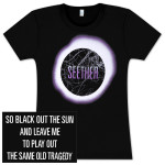 Seether Eclipse Women's Shirt