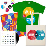 Mates of State Mountaintops Completist LP Bundle