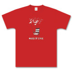Red Deck Chair T-Shirt
