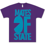 Purple Tall Type T-Shirt