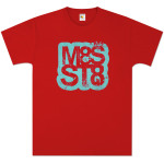 Mates of State Men's M8S ST8 Logo T-Shirt