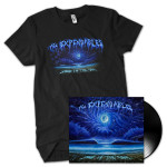 The Expendables Sand in the Sky Vinyl/T-Shirt