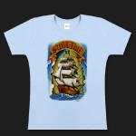 Sublime Opie Designed Womens Ship Tee