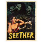 Seether Zombie Poster
