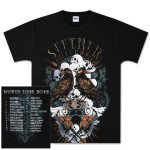 Seether Skulls and Crows T-Shirt