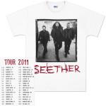 2011 Band Photo Tour Tee