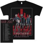 Black Zombie Tour Tee