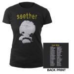 Seether Alien Photo Women's Shirt