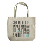Selena Gomez Stars Dance Song Titles 2014 Tote