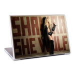 "She Wolf 13"" Lap Top Skin"