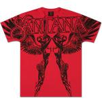 Santana Double Abraxas Angel T-Shirt