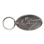2010 Tour Metal Keychain