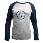 Sting Womens Luxury Raglan