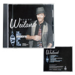 Scott Weiland's Most Wonderful Time Of The Year Holiday CD