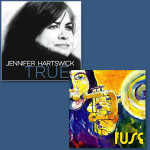 "Jennifer Hartswick Unsigned ""True"" and ""Fuse"" Bundle"