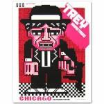 Trey Anastasio - Auditorium Theatre, Chicago - Limited Edition Poster